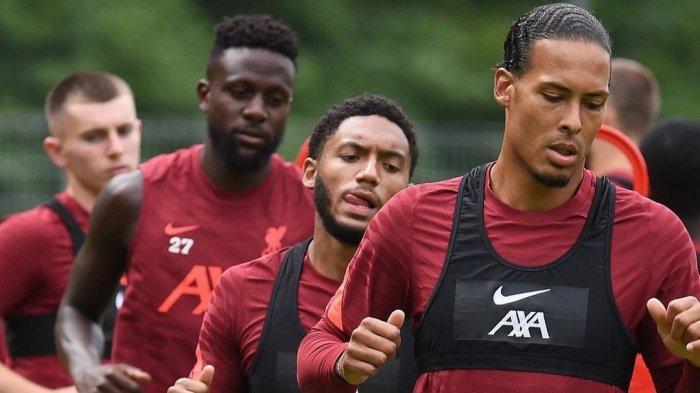 Prediksi Terbaru Susunan Pemain Utama Liverpool di Liga Inggris, Jurgen Klopp Pasang Pemain Baru