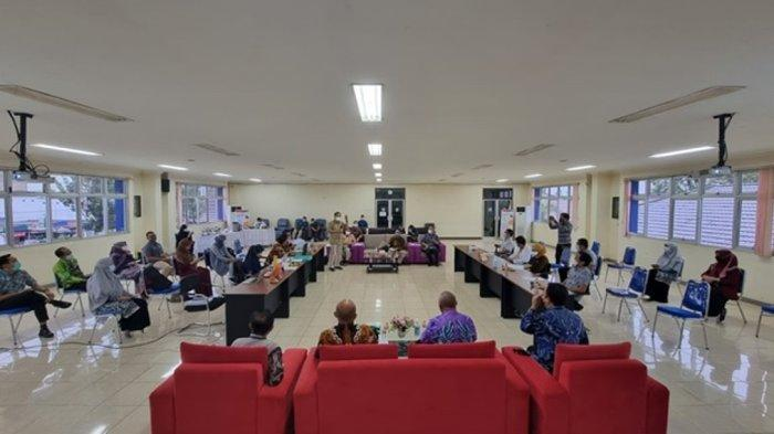 Tim Fakultas Kedokteran ULM Kunjungi RSUD H Damanhuri Barabai