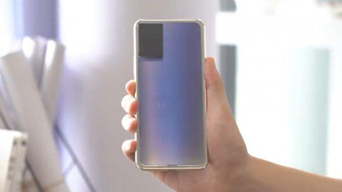 Keunikan HP Vivo Terbaru, Terungkap Bodi Ponsel Bisa Berubah Warna