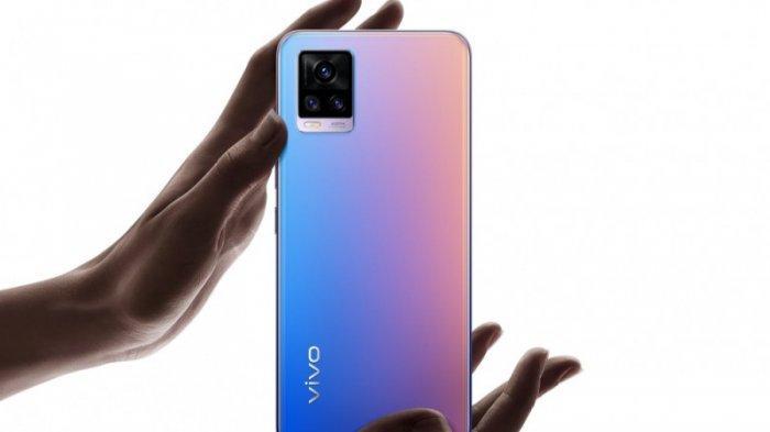 Vivo V21 5G dirilis pada 24 Mei 2021, atau Senin besok.
