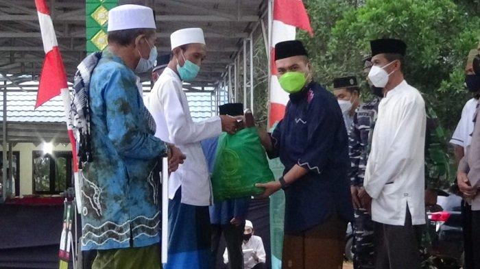Safari Ramadan di Desa Bukit Mulya Kintap, Wabup Tanah Laut Apresiasi Kerukunan Warga