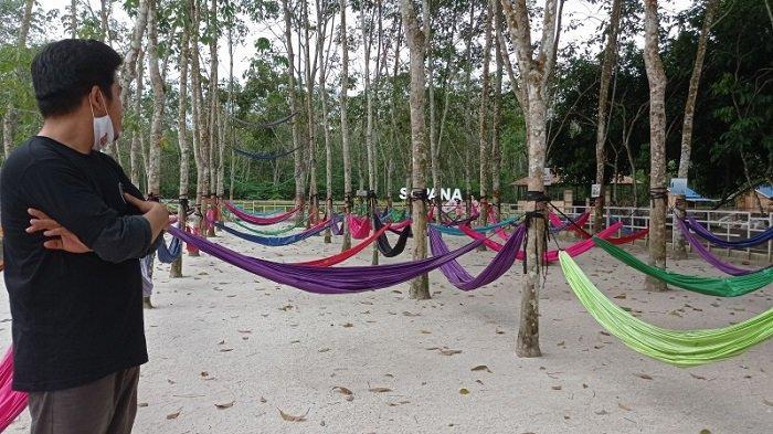Wisata Buatan Baru di Tabalong Kalsel, Taman Sapana Suguhkan Satwa dan Wahana Permainan