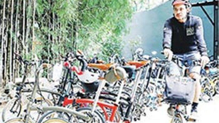 Kisah WNI di Inggris Berburu Sepeda Lipat, Hanya Bisa Beli Satu Brompton di London