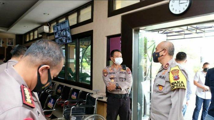 Tingkatkan Pelayanan Menuju Polri Presisi, Polda Kalsel Segera Benahi Ruang Layanan SPKT