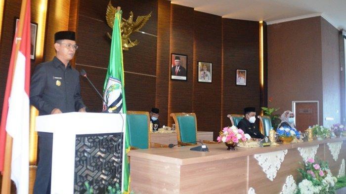 Pilkades Sistem E-Voting Tinggal Implementasi, DPRD Batola Setujui Raperda Tata Cara Pencalonan
