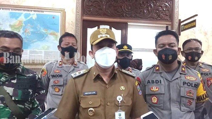 Pemudik dari Luar Kabupaten Kotabaru Wajib Jalani Rapid Test Antigen