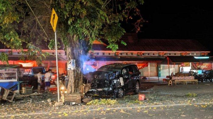Kecelakaan Dini Hari di Angkinang, Wakil Ketua DPRD HST Alami Patah Tulang Tangan