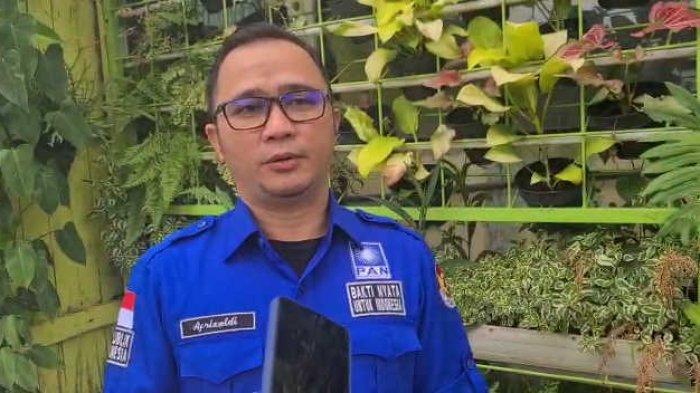 Tak Sejalan Visi-Misi, PAN Kalsel Berhentikan Kader Agustian Noor Sejak Dua Tahun Silam