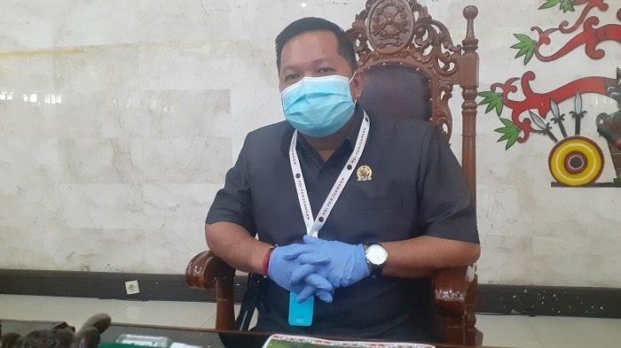 Aktivitas Perbelanjaan Meningkat Jelang Lebaran, Anggota DPRD Kapuas Minta Warga Tidak Abai Prokes