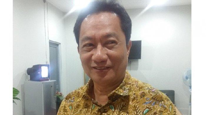 Wakil Ketua KONI Kalsel Dukung Gagasan Kemenpora Pelaksanaan PON Dua 2 Tahun Sekal