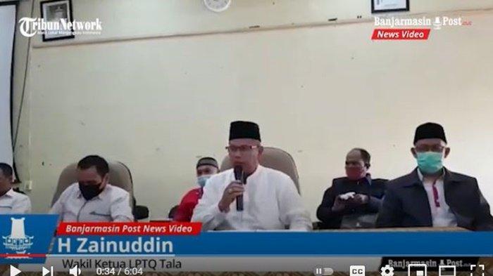 Pengurus LPTQ Kabupaten Tala Minta Tak Ada Dispensasi Usia dalam Lomba di MTQ
