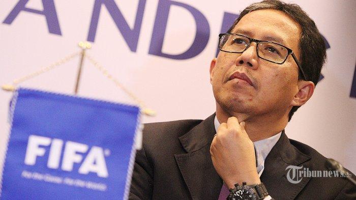 Resmi! Ketum PSSI Joko Driyono Jadi Tersangka Dugaan Pengaturan Skor Oleh Satgas Antimafia Bola