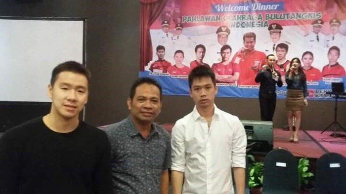 Live Kompas TV! Jadwal Siaran Turnamen Badminton Internal Beregu Jelang Piala Thomas dan Uber