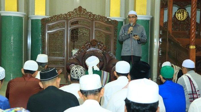 Wakil Wali Kota Banjarbaru Darmawan Jaya Doakan Korban Pembantaian Selandia Baru