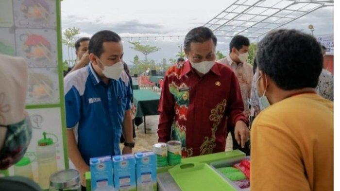 Gelar Pujasera Sejak 10 Juni hingga 10 Juli 2021,Grand Dafam Angkat Pelaku Kuliner