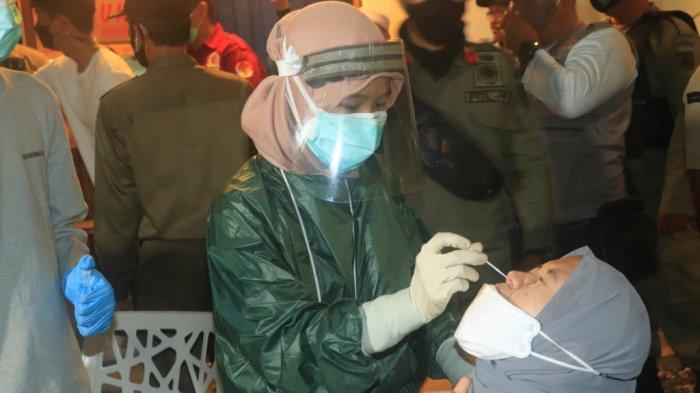 Tarif PCR Turun, Penumpang Pesawat di Bandara Syamsudin NoorMasih Sepi