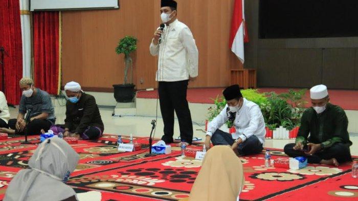 Buka Puasa Bersama Tokoh Kecamatan Cempaka, Wali Kota Banjarbaru Paparkan Program