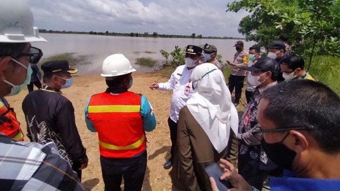Atasi Banjir di Banjarbaru, Tiga Danau Eks Tambang Intan Galuh Cempaka Akan Dibangun Embung