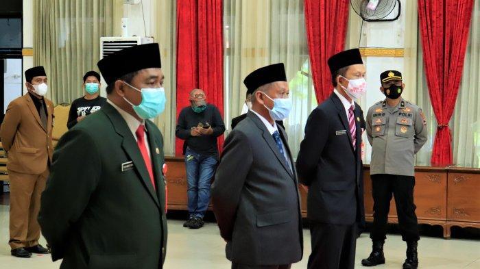 Wali Kota Banjarbaru H M Aditya Mufti Ariffin Lantik Dewan Pengawas RSD Idaman