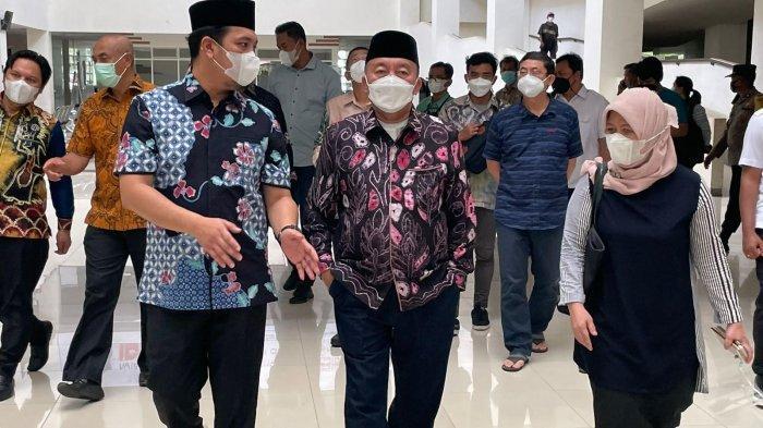 Wali Kota Banjarbaru Dampingi Wagub Kalsel Kunjungi RSD Idaman