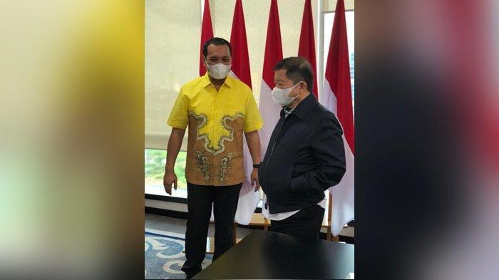 Wali Kota Banjarbaru dan Wakil Ekspose 41 Hari Kepemimpinan