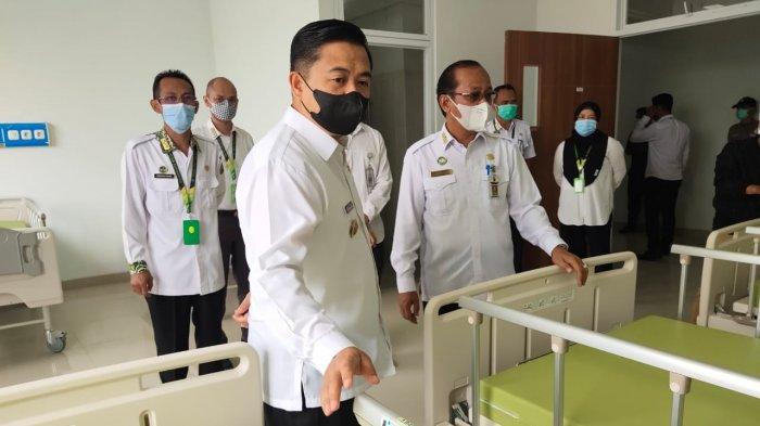 Tenda Darurat untuk Pasien Covid-19 di Banjarmasin Masih Belum Diperlukan