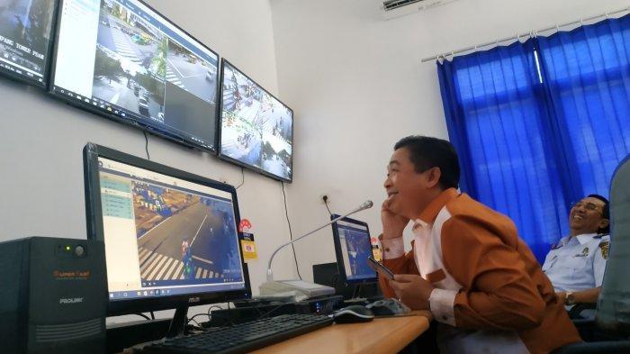 Daftar 5 Lokasi di Banjarmasin yang Terpantau CCTV, Pelanggar Lalu Lintas Ditegur di Tempat