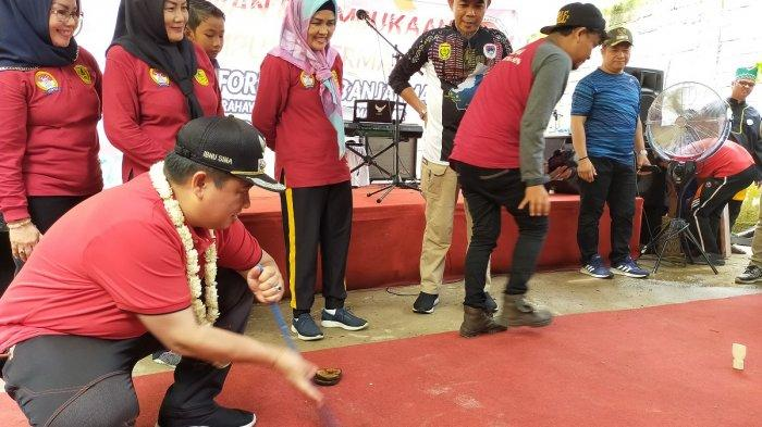 Formi Banjarmasin Lengkapi Alat Permainan Tradisional Di Kampung Bermain Banjarmasin Post