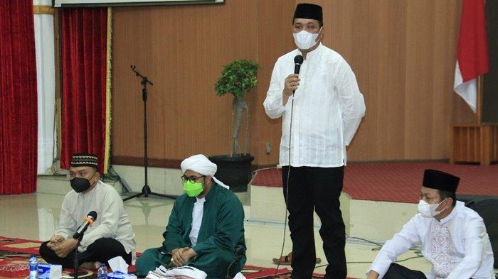 Wali Kota dan Wakil Wali Kota Buka Bersama Camat, Lurah dan Tokoh se Kecamatan Banjarbaru Utara