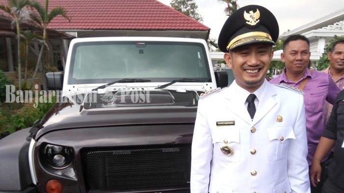 WaliKota Palangkaraya Terbitkan SK Harga Sewa Lahan di Pertokoan Flamboyan
