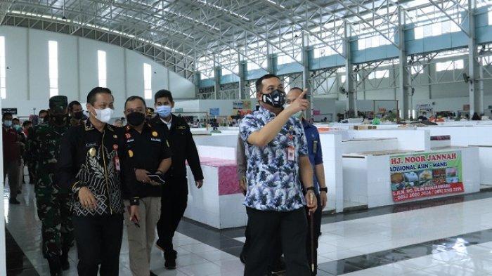 Kritik Pembangunan Pasar Bauntung Banjarbaru, Golkar Ungkap Kekurangan Pekerjaan Senilai Rp 1 Miliar