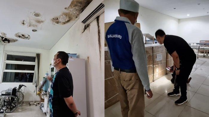 Sidak Wali Kota, Manajemen RSD Idaman Banjarbaru Akui Lalai