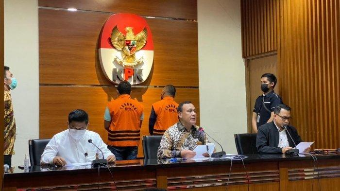 AKP Steppanus Robin Pattuju Jadi Tersangka, Penyidik KPK Peras Wali Kota Tanjungbalai Rp 1,5 Miliar
