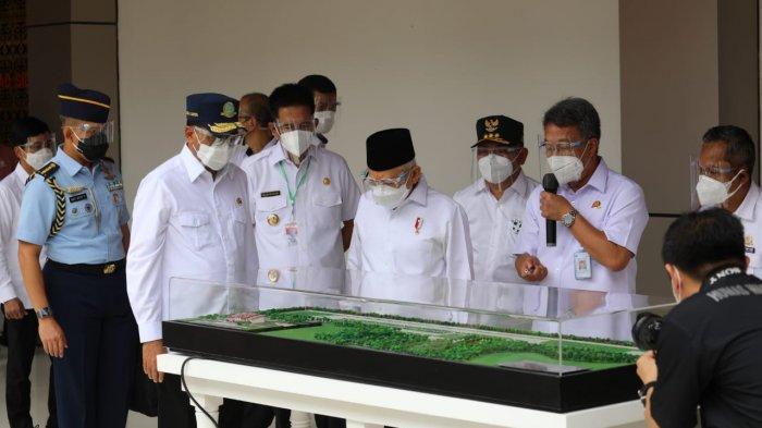 Bandara HM Sidik Barut Diresmikan Wapres RI, Gubernur Kalteng Harap Bisa Tingkatkan Perekonomian