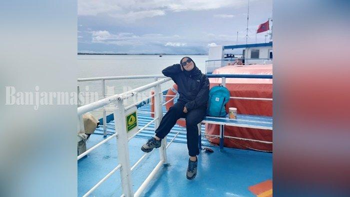 Wisata Kalsel, 12 Jam Jalur Darat dari Banjarmasin ke Pantai Teluk Tamiang Kotabaru