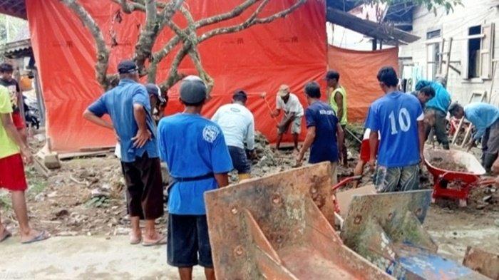 Tak Cukup Dana untuk Bangun Jembatan, Warga Desa Baru Kabupaten HST Buka Donasi