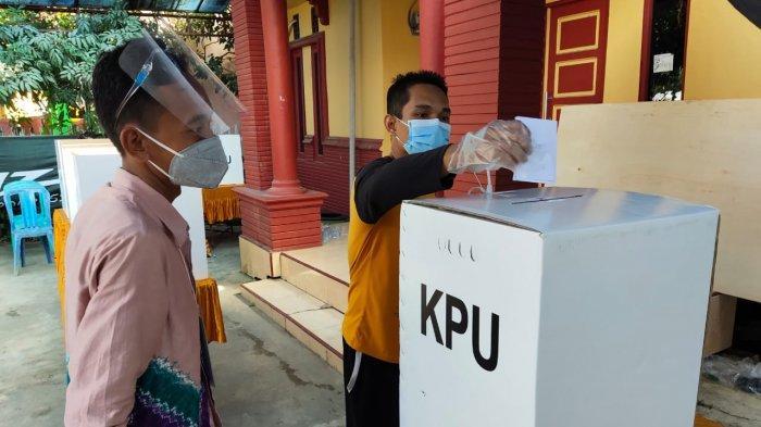PSU Pilwali Banjarmasin 2020, Partisipasi Pemilih di 3 KelurahanMeningkat 10 Persen
