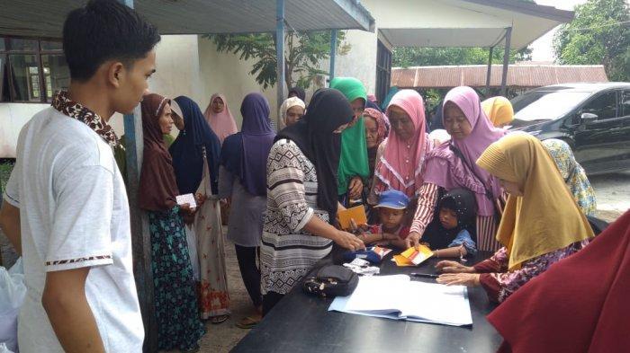 Dinas Sosial Batola Evaluasi Program BPNT, Kuota 14.500 KPM Belum Terpenuhi