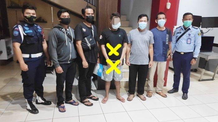 Lapas Karang Intan dan BNNP Kalsel Bersinergi Ungkap Peredaran Narkoba