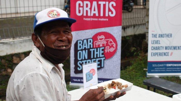 Bar Jalanan Sesama Movement di Banjarbaru, Berbagi Makan Gratis Tanpa Nasi Kotak