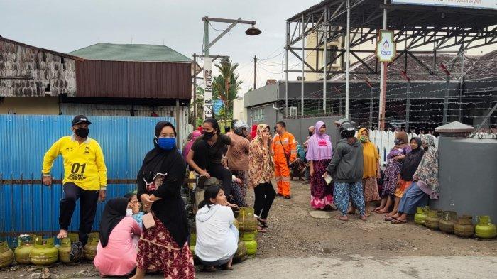 Kelangkaan Elpiji Kalsel, Distribusi Terhambat, Krisis Gas Mengancam Kalsel