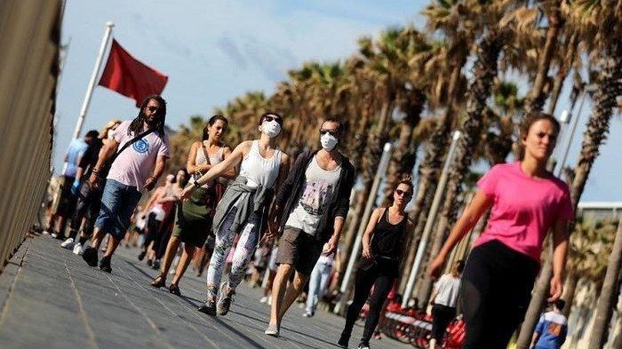 Memakai Masker saat Olahraga Apakah Berbahaya? Simak Penjelasan Ahli Berikut Ini
