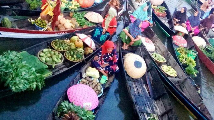 Inilah Warisan Budaya Turun Temurun Masyarakat Sungai Martapura Lokbaintan