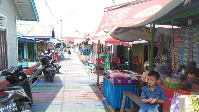 Wisata Kalteng, Sejak Susur Sungai Kereng Bengkirai Palangkaraya Dibuka, Ekonomi Masyarakat Tumbuh