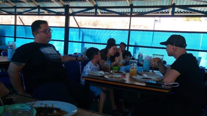 Baru Tiba di Banjarmasin, Anji Langsung Pilih Kuliner Ini