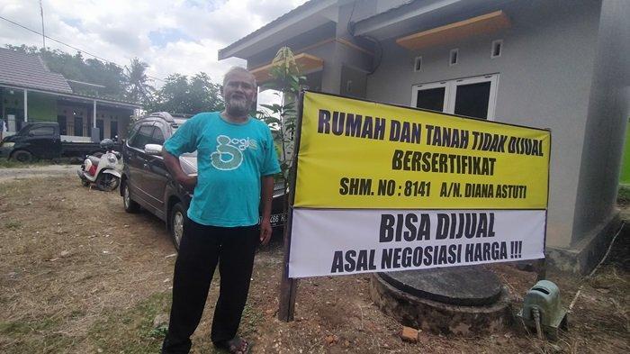 Sebagian Warga Bina Putra Banjarbaru Tolak Ganti Rugi Lahan Akses Jalan Bandara, Begini Alasannya