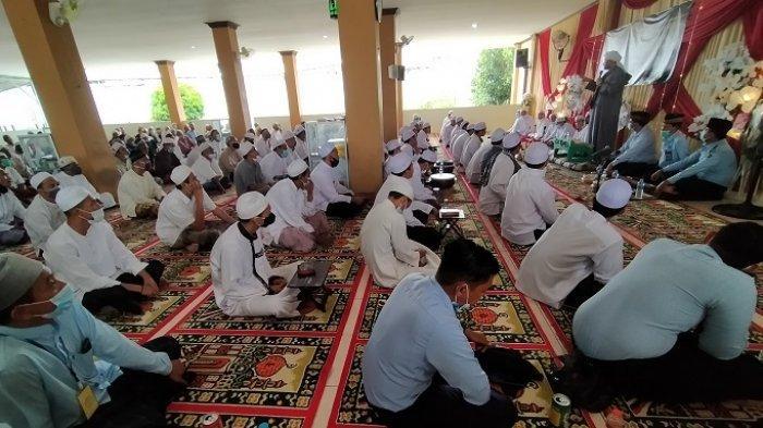 Ramadhan 1442 H, Napi Lapas Banjarbaru Tarawih di Masjid, Sebagian Bergantian di Sel