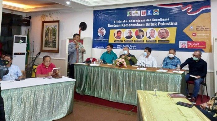 Forum Alumni Kelompok Cipayung Koordinasikan Bantuan Kemanusiaan untuk Palestina