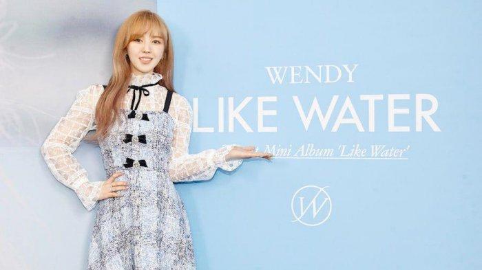 Nasib Mini Album Wendy Red Velvet Dominasi Chart iTunes di 30 Negara Sehari Setelah Rilis