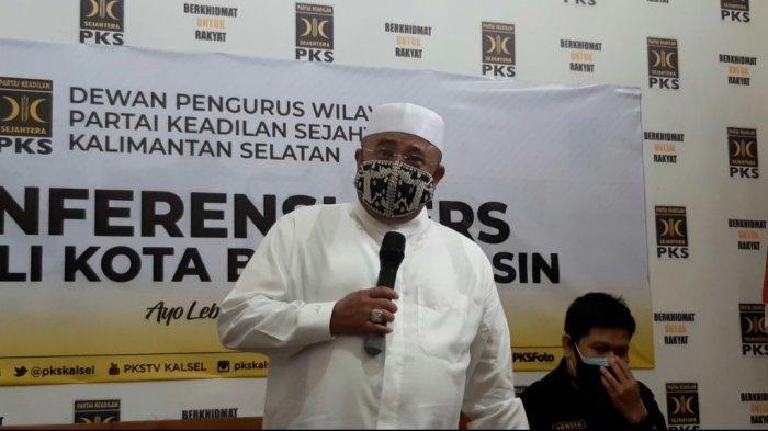 Reses ke Kalsel, Habib Aboe Bakar Apresiasi Pengungkapan 300 Kg Sabu dan Pastikan Proses Hukumnya